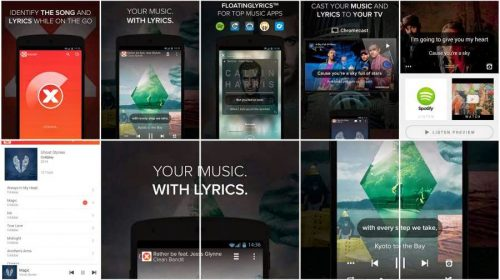 music player musixmatch