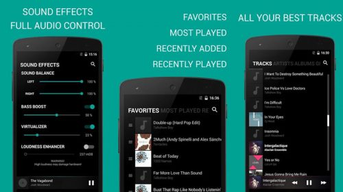 music player blackplayer