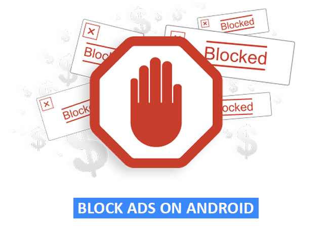 block ads on android device