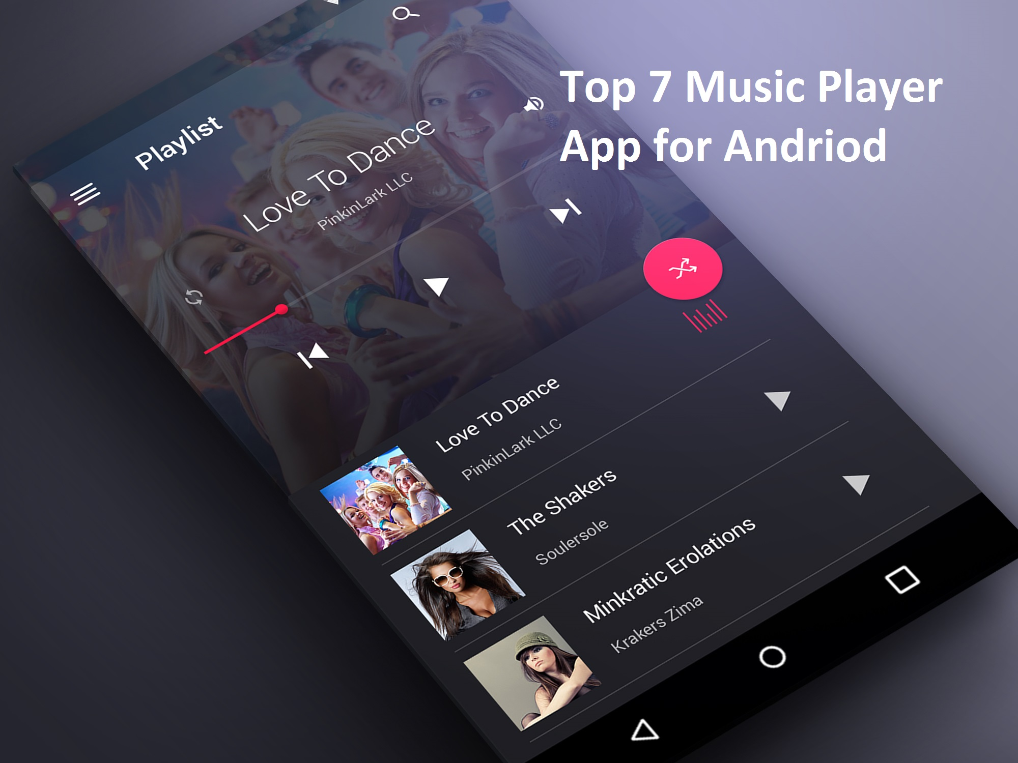 music player GoneMAD