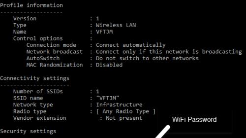 wifi-password cmd2