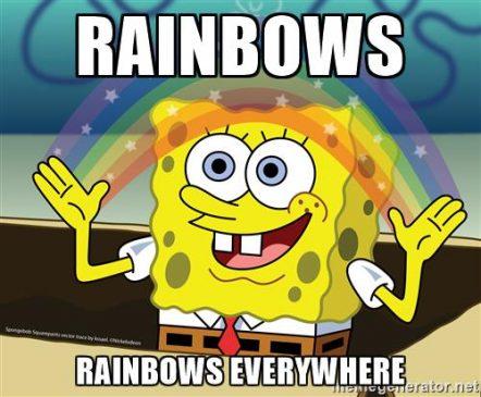 rainbow pride facebook