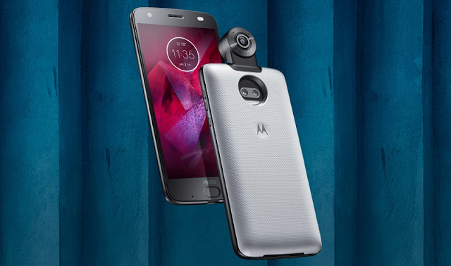 moto z2 force launched