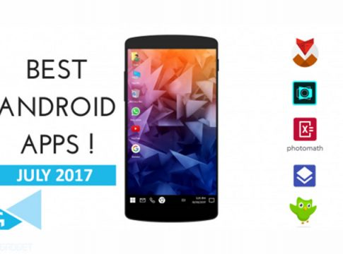 best android app 2017
