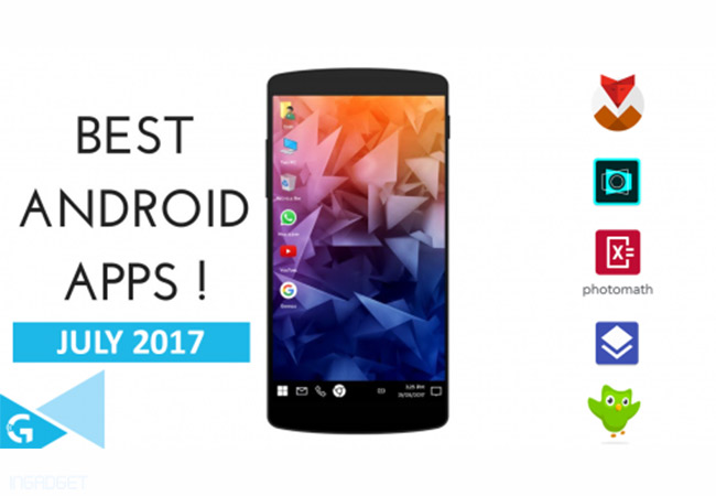 cool android apps to try in 2017