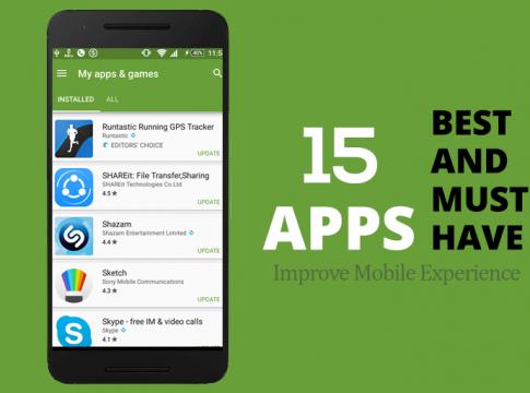 15 best apps 2017