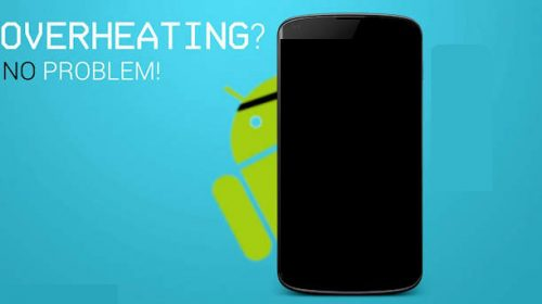 common android issues overheating