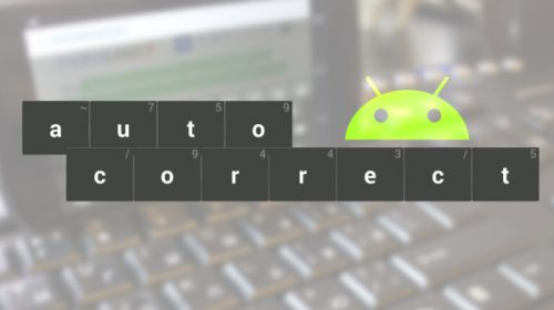 common android issues keyboarad