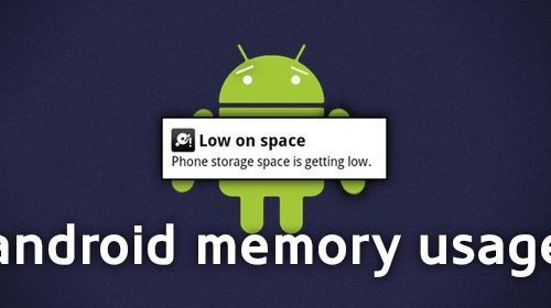 common android issues memory issue