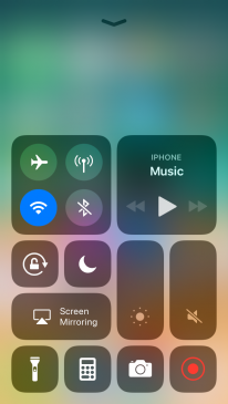 ios 11 screen record