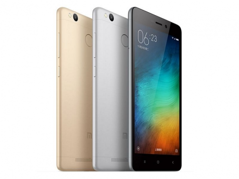 xiaomi phones - redmi 3 pro