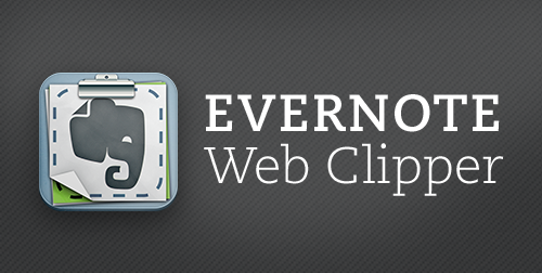 useful google chrome extension evernote