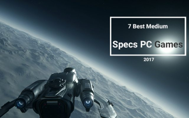 medium spec pc games