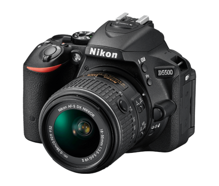 Nikon DSLR Camera price in nepal