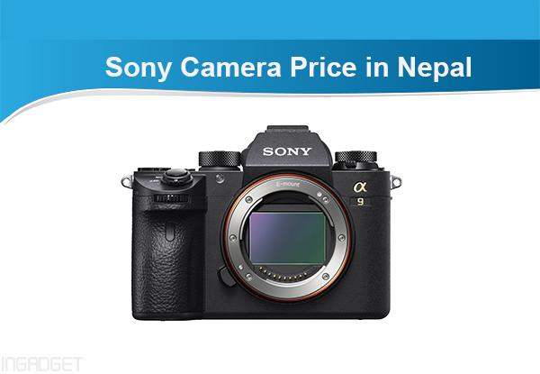 Sony Camera Price In Nepal | Sony Digital Cameras Price ...