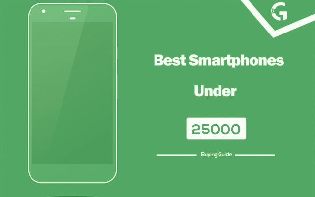 Best smartphones under 25000 in Nepal