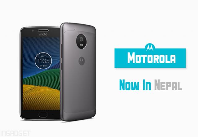 motorola mobile price in nepal
