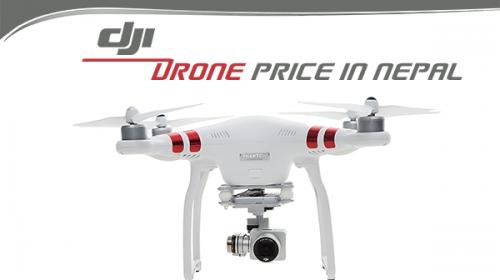 dji drone price in nepal