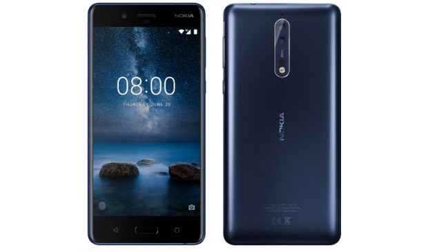 price of nokia 8 in Nepal