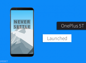 After months of rumor and speculation, OnePlus has finally taken the wraps off its new flagship phone OnePlus 5T at an event held in New York. Obviously, this smartphone is an upgraded version of the OnePlus 5 which was released earlier this year. However, the smartphone doesn't come with such massive changes since it packs the same processor, storage options, battery size, and even display resolution. But we can clearly see some major changes to the design language and dual camera setup as well. Now, lets talk about them in brief. Related Stories: OnePlus Mobile Price in Nepal The OnePlus 5T comes in a sleek aluminum unibody design with 80.5% screen-to-body ratio and 18:9 aspect ratio giving an enhanced wider viewing experience. It features a stunning 6.01-inch Full HD+ Optic AMOLED display with sRGB and DCI-P3 color gamuts support. The display is protected by a 2.5D Curved Corning Gorilla Glass 5. The phone is powered by the same 2.45GHz Qualcomm Snapdragon 835 processor aided by 6GB/8GB RAM and 64GB/128GB UFS 2.1 storage. Battery size remains unchanged from the OnePlus 5 i.e. 3,300mAH but no worries, dash charge will save you from the low battery anxiety. On the software side, it still operates on Android 7.1.1 Nougat with OxygenOS 4.7 on top. As for the Oreo update, the company seems to be working on it and is expected to arrive within next couple months. Another obvious change is the placement of the fingerprint scanner which is now placed on back side of the phone. In case, if you are bored of fingerprint scanner you can even opt for face unlock feature which unlocks the phone in just 0.4seconds. The phone still has the good, old 3.5mm headphone jack. Now talking about one of the key highlights of the 5T, the dual camera. It features a 16MP primary camera with f/1.7 aperture, Sony IMX 398 sensor and 20MP secondary camera with f/1.7 aperture, Sony IMX 398 sensor. The telephoto lens seen on OnePlus 5 is replaced by a brighter 20MP secondary camera for better low light performance. An 'Intelligent pixel technology' is incorporated into the device that combines pixels together to absorb enough light and image data when taking low light shots. Similar to the OnePlus 5, the front camera remains the same with a 16MP sensor with f/2.0 aperture and Sony IMX371 Sensor. OnePlus 5T Key Specs: CPU: Octa-Core Snapdragon 835 Processor clocked at 2.45GHz Display: 6.01-inch Full HD+ Optic AMOLED Display With 18:9 Aspect Ratio GPU: Adreno 540 GPU RAM: 6GB / 8GB RAM Internal Storage: 64GB / 128GB Storage (UFS 2.1) Rear camera: 16MP Primary Camera With f/1.7 Aperture, Sony IMX398 Sensor, 1.12μm Pixel Size,  Secondary 20MP Camera With f/1.7 Aperture, Sony IMX376K Sensor, 1.0μm Pixel Size Front camera: 16MP Front-Facing Camera With f/2.0 Aperture, Sony IMX371 Sensor O/S: Android 7.1.1 Nougat With Oxygen OS 4.7 Battery: 3,300mAh Battery With Dash Charge Pricing and Availability The OnePlus 5T is available only in Midnight Black color and is priced at Rs 62,999 (US$499) for the 6GB RAM with 64GB storage while the 8GB RAM with 128GB storage variant will cost you Rs 67,999 (US$559). The phone is now up for pre-order and the sales will start from November 21st in US and Europe. While in Nepal, there are not yet any details on the pricing and availability. OnePlus 5T Price in Nepal: Rs.62,999(expected) We will update you guys if we get any new information. So stay tuned via our website and social media channels! What are your thoughts on the new OnePlus 5T? Is it worth upgrading? Do let us know down in the comment section.