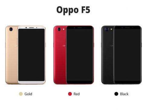 OPPO F5 Nepal