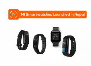Mi smartwatches price in nepal