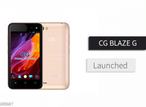cg blaze g price in nepal
