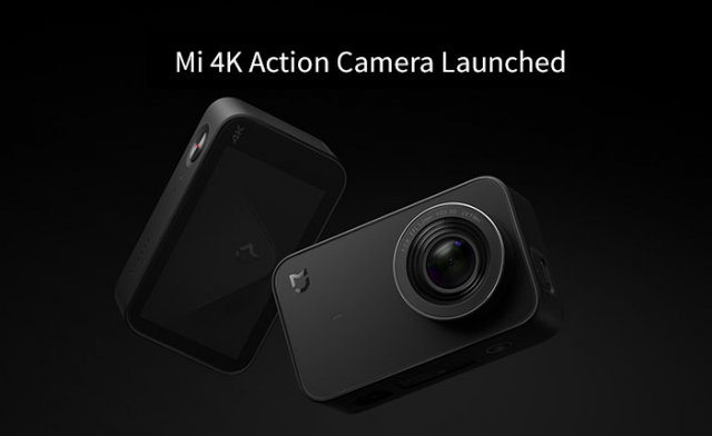 Mi 4K Action Camera price in nepal