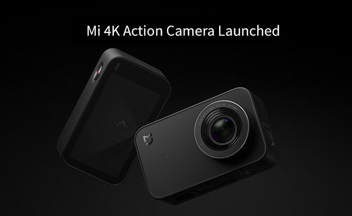 Mi 4K Action Camera price in nepal