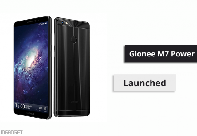 Gionee M7 Power Price in Nepal