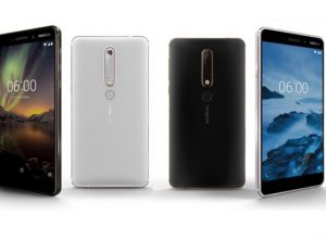 Nokia 6 (2018) Price in Nepal,
