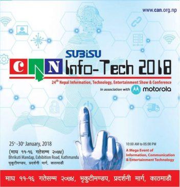 CAN Infotech 2018