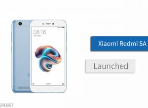 Xiaomi Redmi 5A Price in Nepal