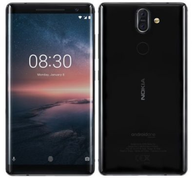 Nokia 8 Sirocco Nepal
