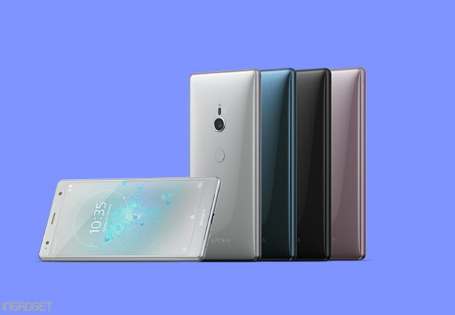 Sony Xperia XZ2 Price in Nepal
