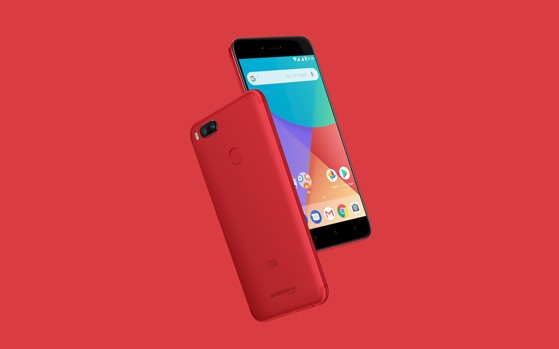 xiaomi mi a1 red color nepal