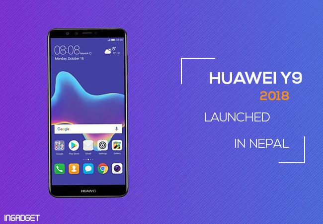huawei y9 price in nepal