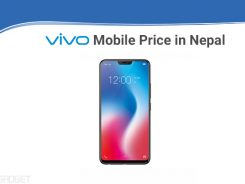 VIVO mobile price in Nepal