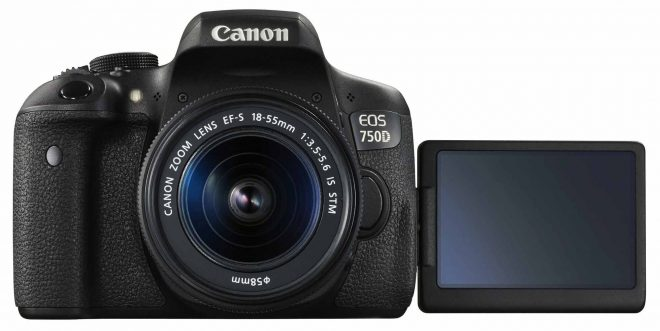 Canon 750D Price in Nepal