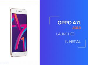 OPPO A71(2018) Price in Nepal
