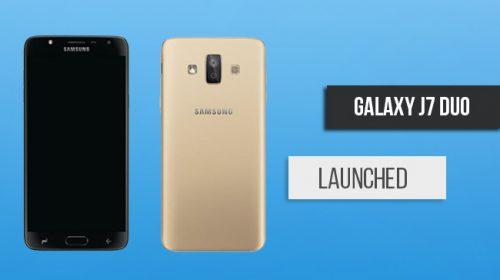 Samsung Galaxy J7 Duo Price In Nepal