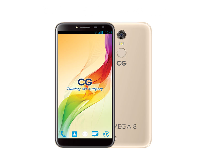 CG Omega 8