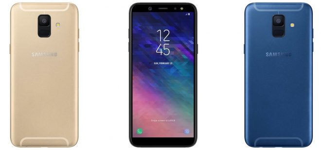 Samsung has recently launched two new smartphones under its Galaxy series- the Galaxy A6 and Galaxy A6+.