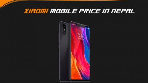 xiaomi mobile price in nepal