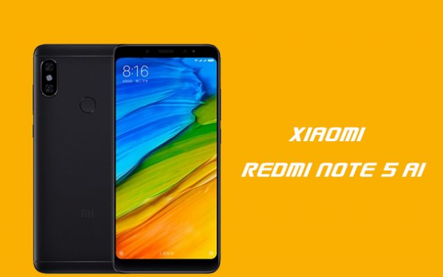 Xiaomi Redmi Note 5 AI Price in Nepal