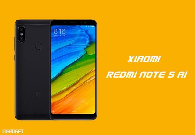 Xiaomi Redmi Note 5 AI Price in Nepal