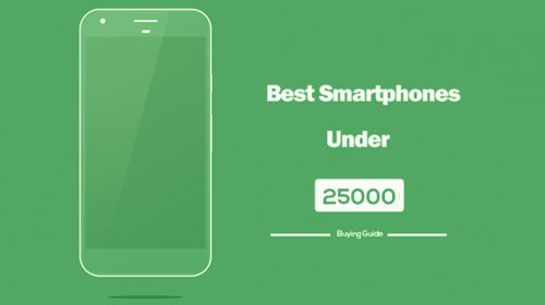 Best Smartphones Under 25000 in Nepal