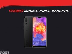 Huawei mobile price in Nepal