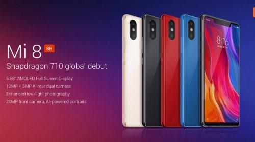 Xiaomi MI 8 SE Price in Nepal