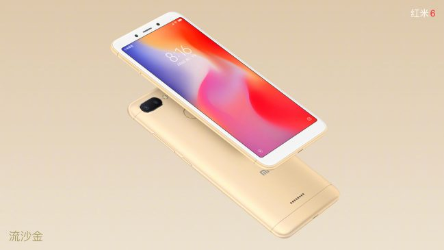 Xiaomi Redmi 6 Price in Nepal